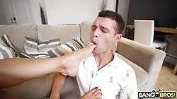 Bangbros Alexis Fawx - Stepmom Fucks Step Son Like a Porn Star