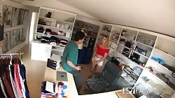 Spyfam Leah Lee Stepdaughter Has Sticky Fingers