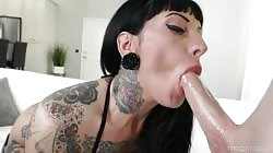 Throated Jessie Lee Alternative Face Fuck