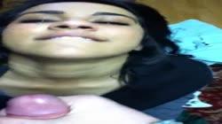 Indian Teen Facial