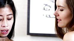 Lightsoutherncinema Jade Kush And Charlotte Star Charli In La Episode 1