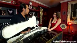 Sexy Asian Girl Angelina Visits Pawn Shop and Gets Fucked!